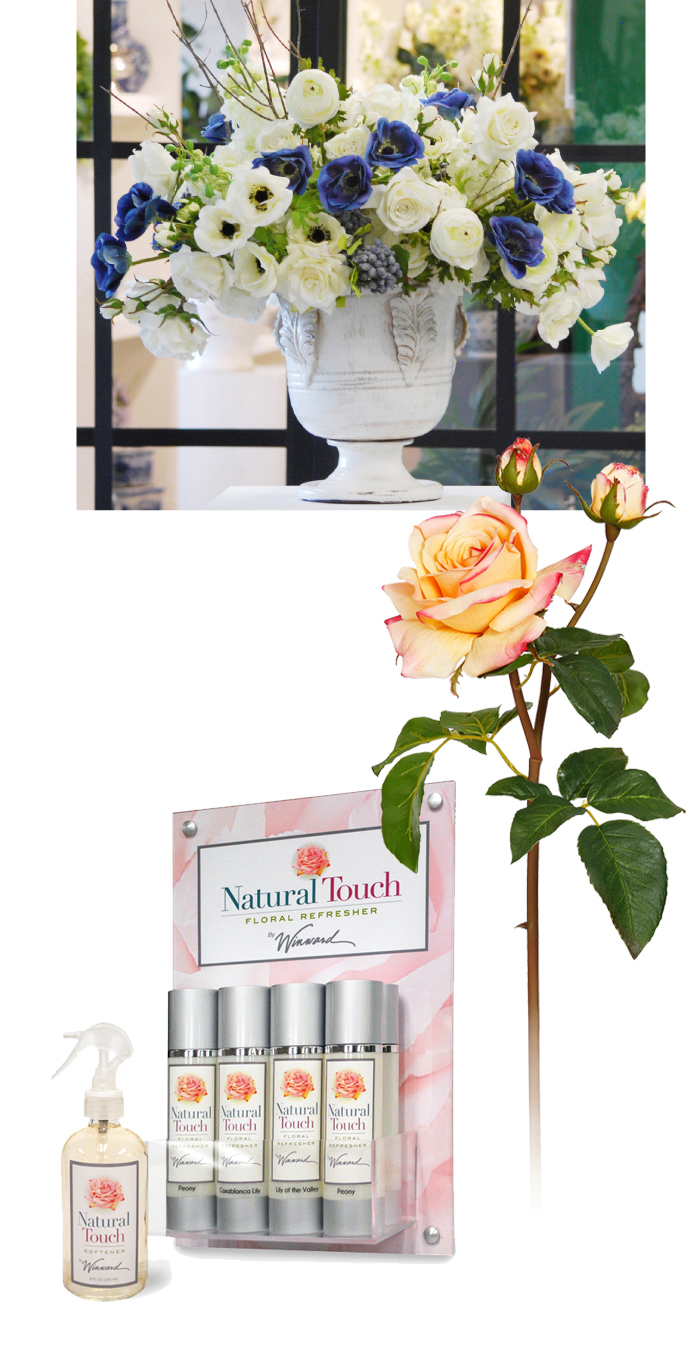 Natural Touch Display Banner