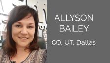 Allyson Bailey