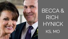Becca & Rich Hynick