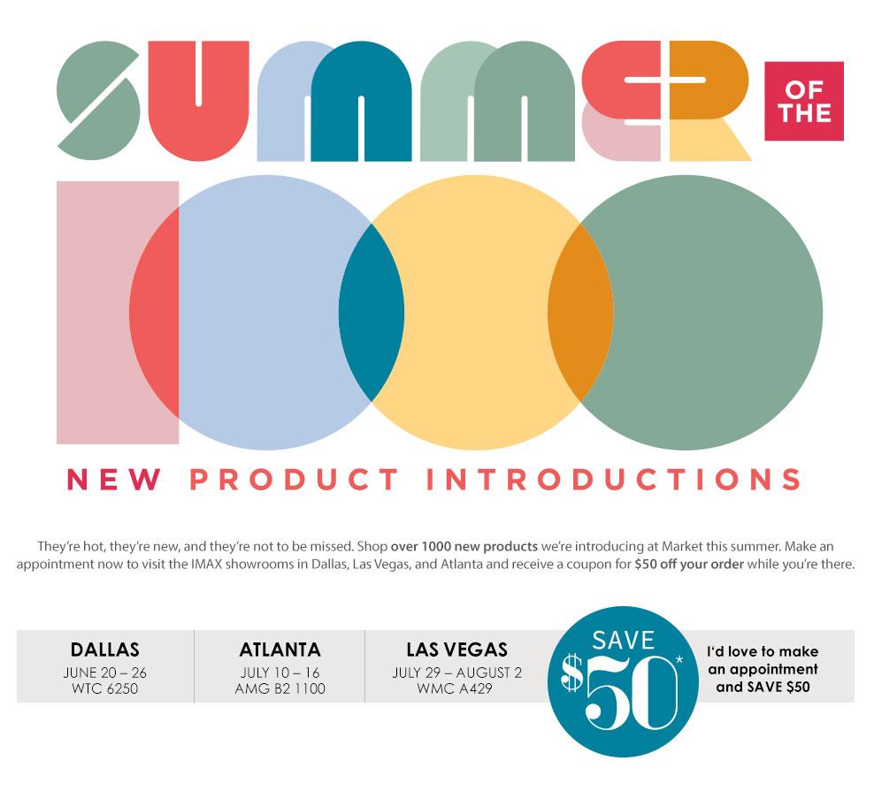 Summer Markets