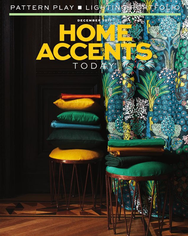 Home Accents Today - Dec 2017