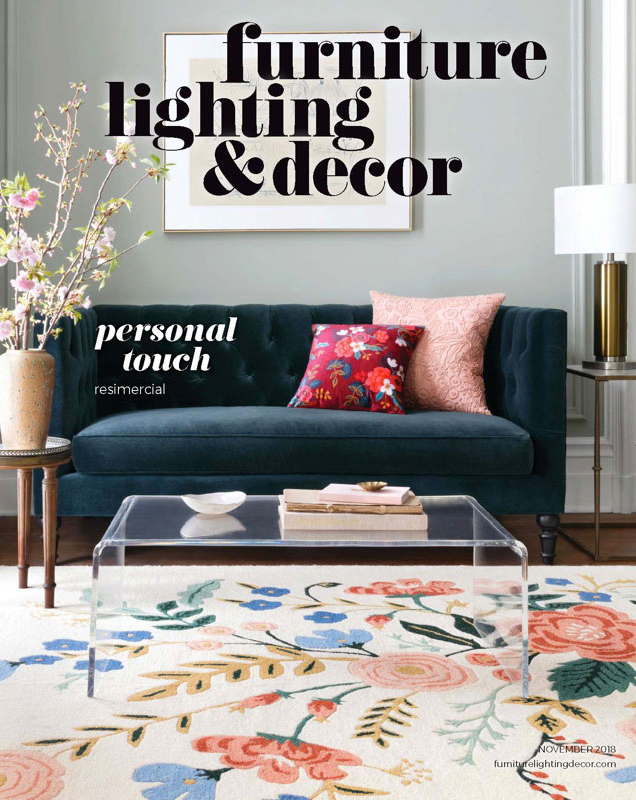 Furniture, Lighting & Decor - Nov 2018