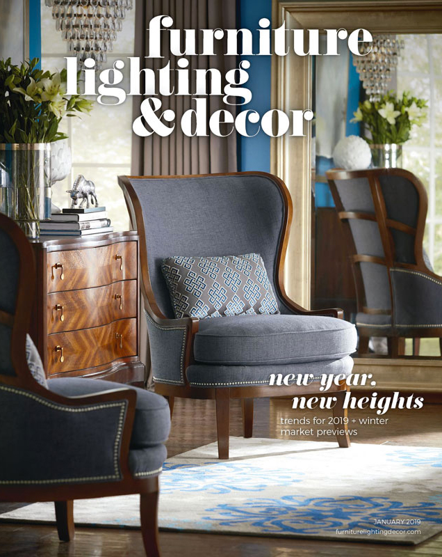 Furniture, Lighting & Decor - Jan 2019