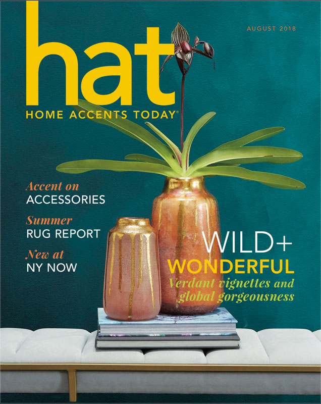 Home Accents Today - Aug 2018