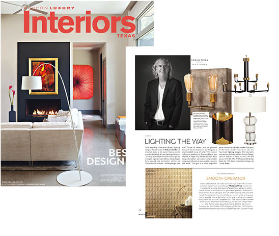 Press - Modern Luxury Interiors