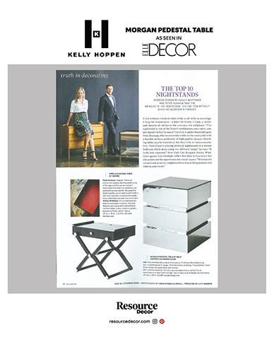 Press - Elle Decor