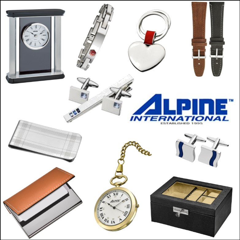 Alpine Selection Engravables