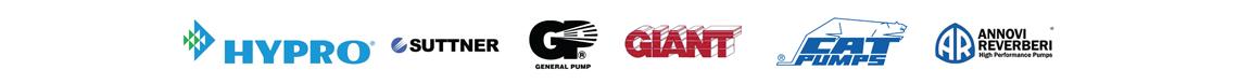 Brands including Pentair, Hypro, Shurflo