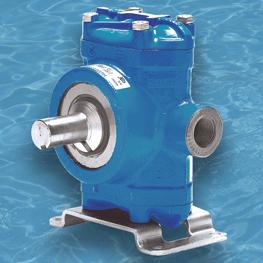 Hypro piston pump