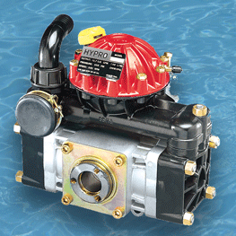 Hypro diaphragm pump