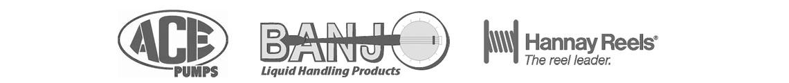 Ace Pumps - Banjo Liquid Handling Products - Hannay Reels