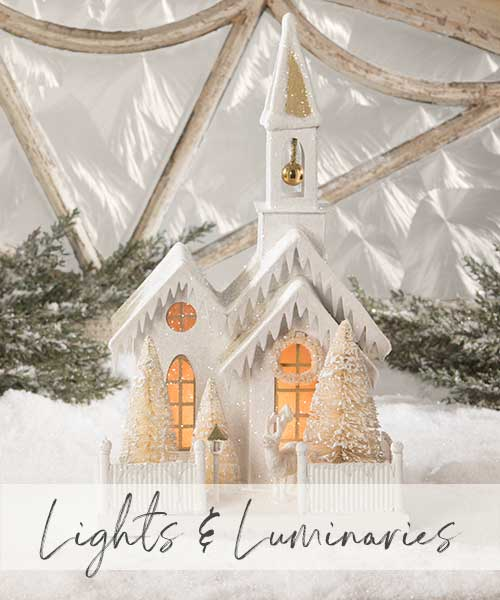 Lights and Luminaries