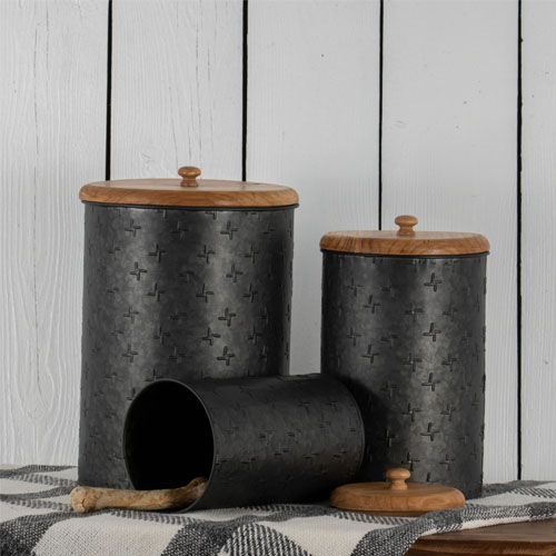 wholesale home decor canister