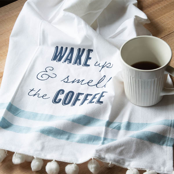 wholesale-tea-towels- white-blue-coffee