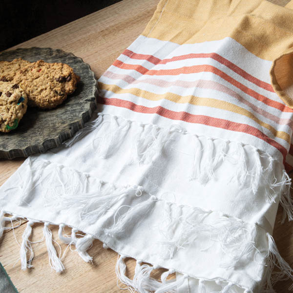 wholesale-tea-towels-white-yellow-red-stripes