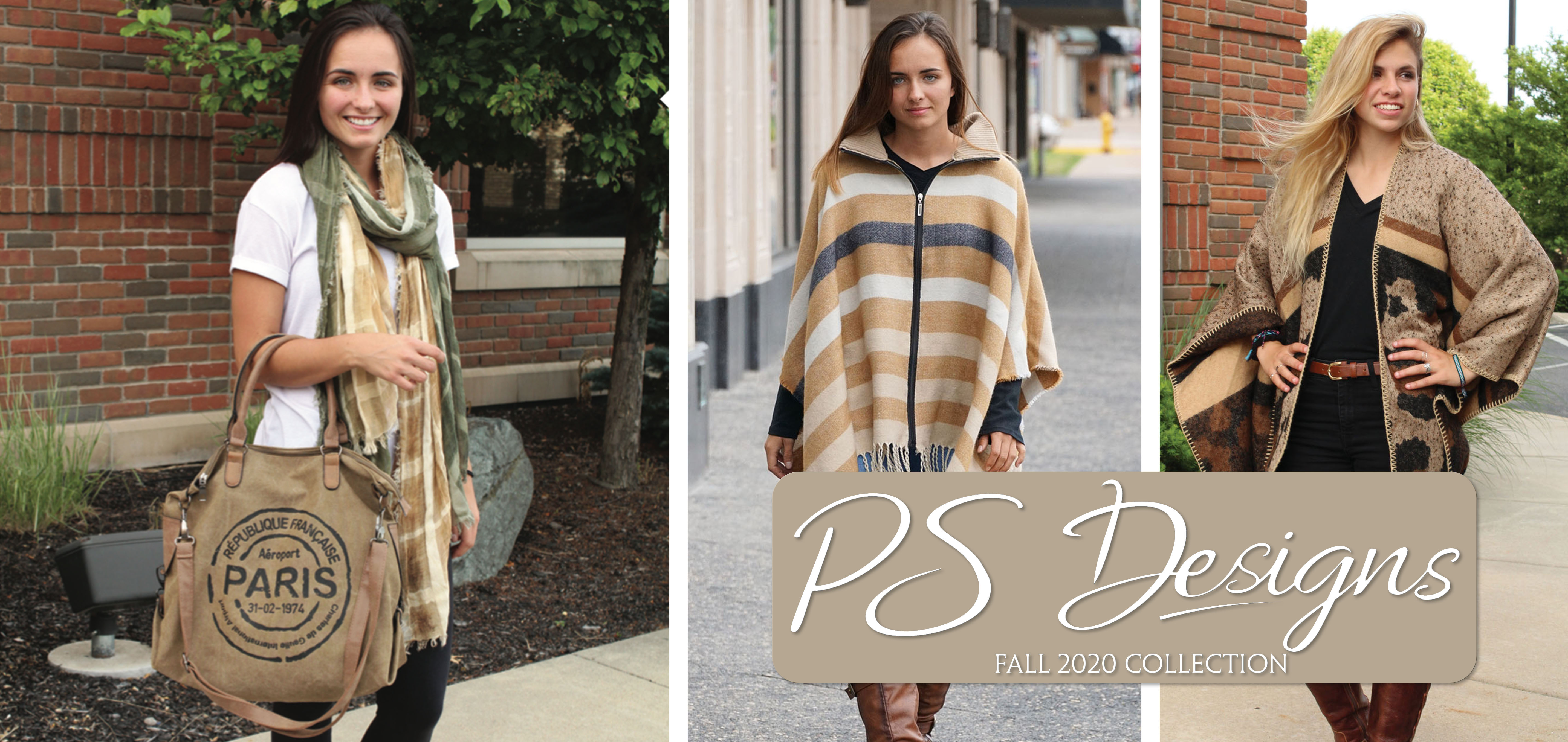 PS Designs Fall Collection Image