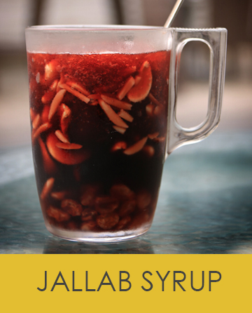 Jallab Syrup