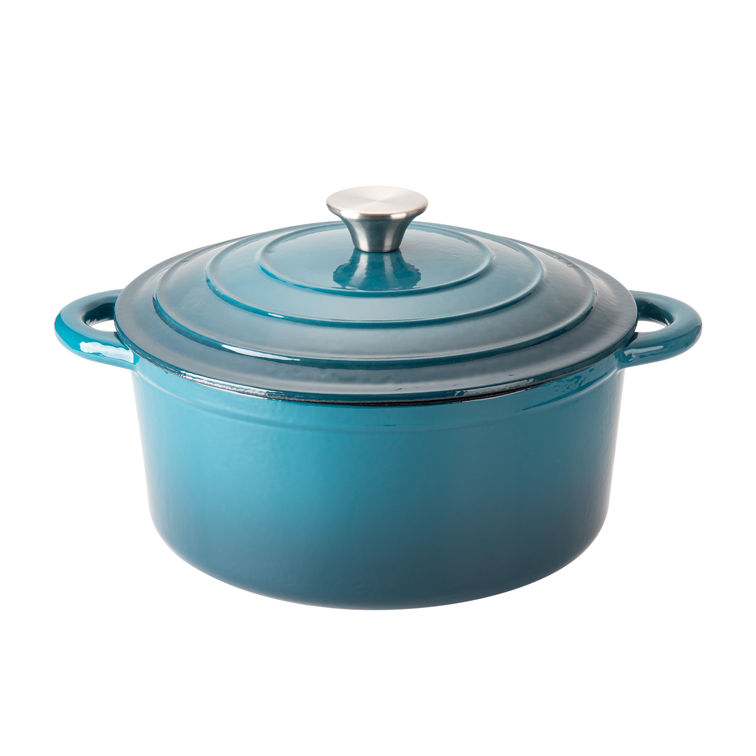 Hamilton Beach Cast Iron Dutch Oven