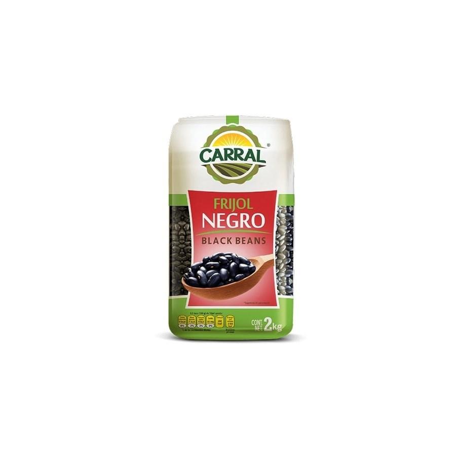 Pinto Negro Black Beans