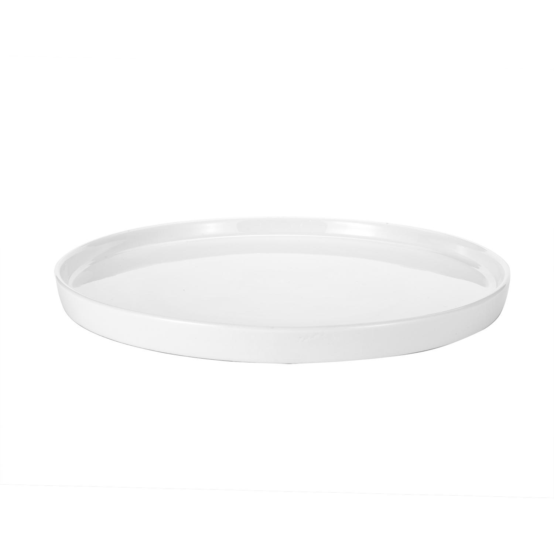 White Dinner Plate New Bone China