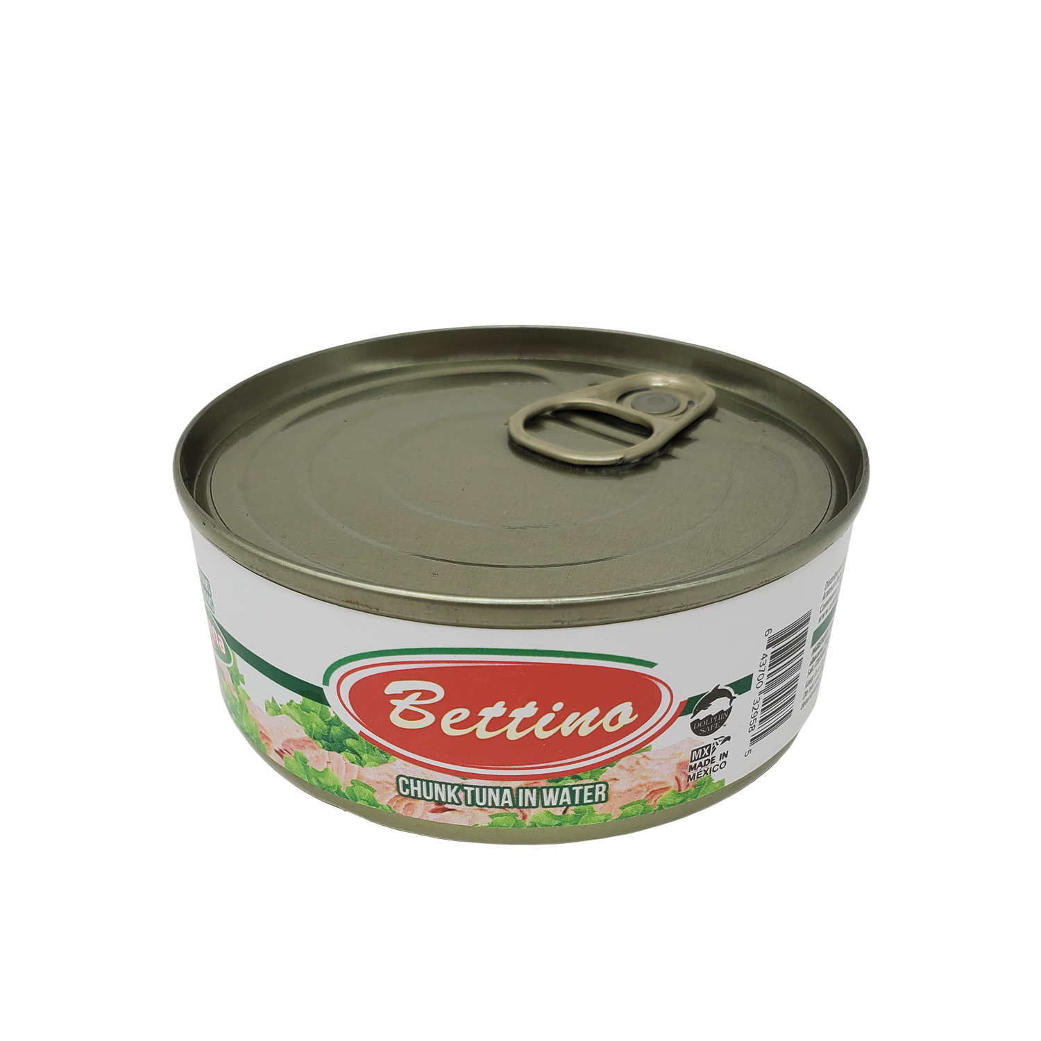 Canned Yellow Fin Tuna in water