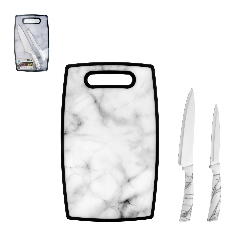 Hamilton Beach Knife Sets and Cutting Board