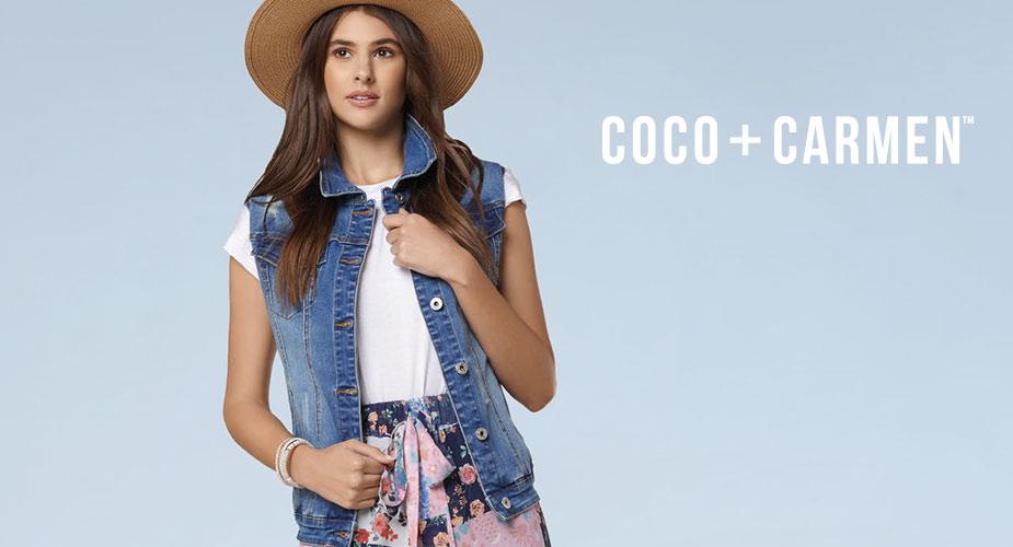 Shop Coco + Carmen