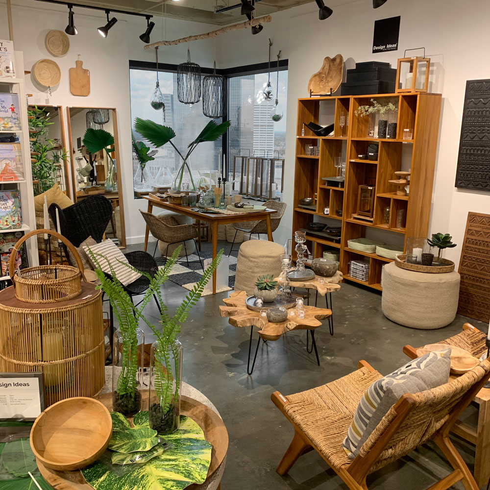 Simblist Showroom Design Ideas